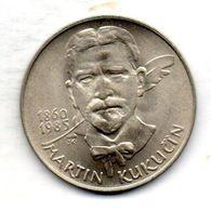 CZECHOSLOVAKIA, 100 Korun, Silver, Year 1985, KM #118 - Checoslovaquia