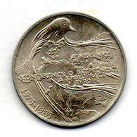 CZECHOSLOVAKIA, 100 Korun, Silver, Year 1985, KM #119 - Checoslovaquia