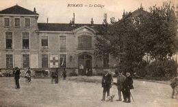 2627RomansLe CollègeEcrite - Romans Sur Isere
