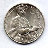 CZECHOSLOVAKIA, 100 Korun, Silver, Year 1990, KM #138 - Checoslovaquia