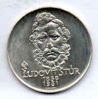 CZECHOSLOVAKIA, 500 Korun, Silver, Year 1981, KM #105 - Checoslovaquia