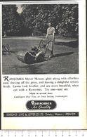 Advertising - Tosaerba Ransomes - Pubblicità 1951 - Non Classés