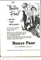 Advertising - Vermouth Noilly Prat - Pubblicità 1951 - Non Classés