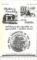 Advertising - Sigarette State Express 555 - Pubblicità 1951 - Non Classés