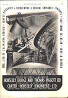 Advertising - Horseley Bridge And Thomas Piggott - 1951 - Non Classés