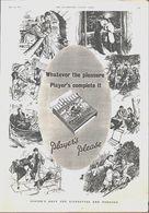 Advertising - Sigarette Playe'r Navy Cut - 1951 - Non Classés