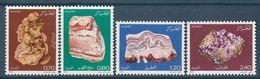 ALGERIE - N°781/4 ** (1983) Minéraux - Algérie (1962-...)