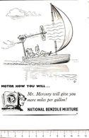 Advertising - National Benzole Mixture - 1951 - Non Classés