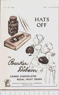 Advertising - Barker & Dobson - 1951 - Non Classés