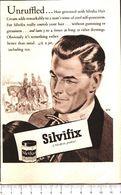 Advertising  - Silvifix Brillantina - 1951 - Non Classés
