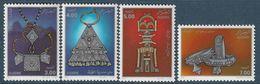 ALGERIE - N°1009/12 ** (1991) Bijoux - Algérie (1962-...)
