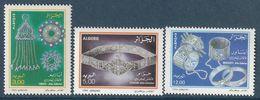 ALGERIE - N°1070/2 ** (1994) Bijoux - Algérie (1962-...)