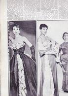 (pagine-pages)ELSA MARTINELLI  Oggi1954/49. - Livres, BD, Revues