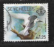SEYCHELLES 1977 FAIRY TERN BIRD - Seychelles (1976-...)