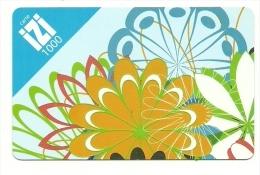 Fleur Stylisée 1000cfp  (boitburea)) - Nouvelle-Calédonie
