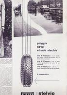 (pagine-pages)PUBBLICITA' PIRELLI  Oggi1954/49. - Livres, BD, Revues
