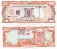 Dominican Republic - 100 Pesos 1994 UNC P. 136b Lemberg-Zp - Dominicana