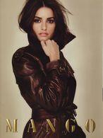 Catalogue Mango / 2008 N°0 : Penelope Et Monica Cruz (16p) - Alice Dellal (11p) - Autres Collections