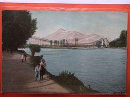 CPA. Grenoble. Pont Sur Le Drac. Publicité. Chocolat De La Havane.   (Q.485) - Publicité