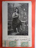 CPA.Publicité.? Richard (Mme H) Fleur Des Champs.Salon 1903   (Q.489) - Publicité