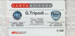 50-Carta Azienda-G.Tripodi S.r.l.-Lamezia Terme-Nuova In Confezione Originale - Phonecards