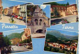 Porretta Terme - 17 - Formato Grande Viaggiata Mancante Di Affrancatura – E 16 - Non Classés
