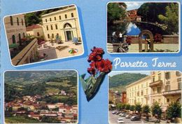 Porretta Terme - Formato Grande Viaggiata – E 16 - Italie