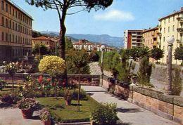 Porretta Terme - Giardini Pubblici - Formato Grande Viaggiata – E 16 - Italie