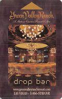 Green Valley Ranch Casino - Las Vegas, NV - Hotel Room Key Card - Hotel Keycards