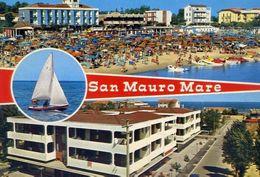 San Mauro Mare - Formato Grande Viaggiata – E 16 - Non Classés