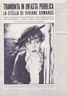 (pagine-pages)VIVIANE ROMANCE  Oggi1960/01. - Livres, BD, Revues