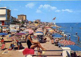 Torre Pedrera - Panorama Della Spiaggia - Formato Grande Non Viaggiata – E 16 - Italie