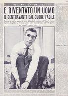 (pagine-pages)ANTONIO VALENTIN ANGELILLO  Oggi1960/01. - Livres, BD, Revues