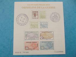 """TIMBRE : No: F5226 , FEUILLET"""" ORPHELIN De GUERRE"""" , Dans Son Emballage D'origine,XX,en Parfait état. - Unused Stamps"""