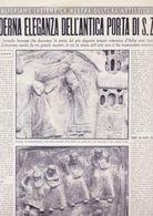 (pagine-pages)LA PORTA DI S.ZENO  Oggi1960/01. - Livres, BD, Revues