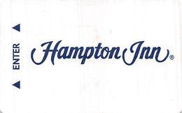 Hampton Inn Hotel Room Key Card - Hotelsleutels (kaarten)