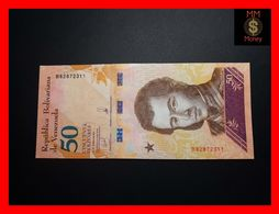 VENEZUELA  50 Bolivares 15.1.2018 P. 105   UNC - Venezuela