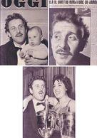 (pagine-pages)DOMENICO MODUGNO  Oggi1959/07. - Livres, BD, Revues