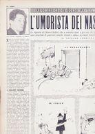 (pagine-pages)GIANNI ISIDORI  Oggi1959/07. - Livres, BD, Revues