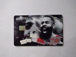 China, NBA, Basketball, Star, (1pcs) - Geldkarten (Ablauf Min. 10 Jahre)
