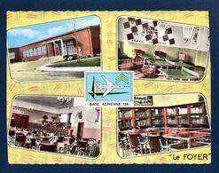 Base Aérienne 136 Bremgarten. Le Foyer ( Vues Multiples) Et L'insigne De La Base. 1965 - Luchtvaart
