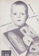 (pagine-pages)PUBBLICITA' BARILLA  Oggi1959/07. - Livres, BD, Revues