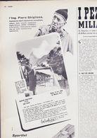 (pagine-pages)PUBBLICITA' PLASMON  Oggi1959/07. - Livres, BD, Revues