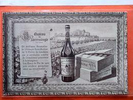 CPA .Publicité.Château De LARRESSINGLE XIIIe Siècle ARMAGNAC (Q.510) - Publicité