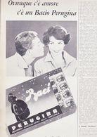 (pagine-pages)PUBBLICITA' PERUGINA  Oggi1959/07. - Livres, BD, Revues