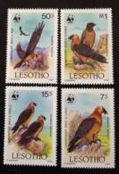 Lesotho, « Fauna », « Birds », « WWF », 1986 - Lesotho (1966-...)