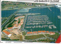 SABLES D'OLONNE - Le Port De Plaisance Olona - Vue Aérienne - Sables D'Olonne