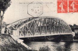 B5915 Cpa Pont Sur Le Doubs De Ranchot à Rans - Unclassified