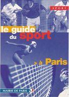 D2171 CARTE PUBLICITAIRE  - RECEVOIR LE GUIDE DU SPORT A PARIS - MAIRIE DE PARIS - DEMANDE PAR MINITEL - Cartes Postales