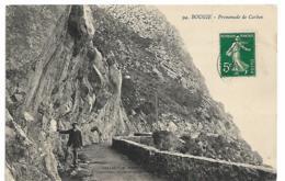 ALGERIE - BOUGIE - Promenade De Carbon - Otras Ciudades